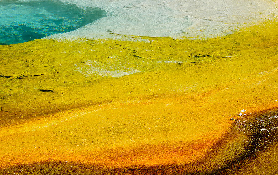 Chromatic Pool Photograph  - Chromatic Pool Fine Art Print