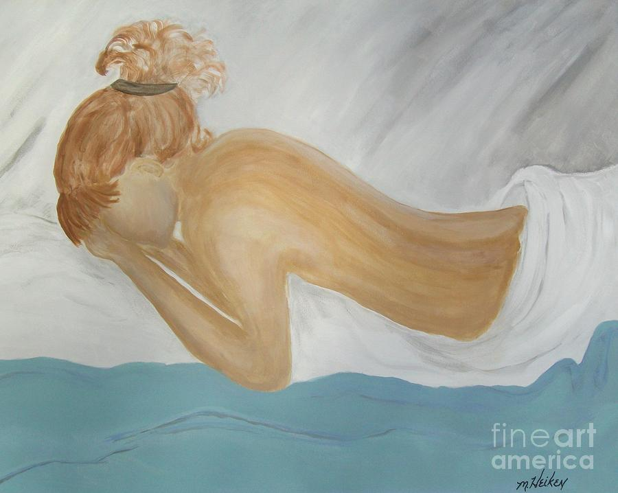 Chronic Pain Painting  - Chronic Pain Fine Art Print