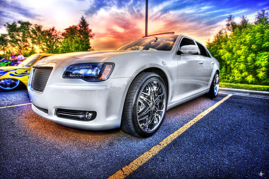 Chrysler 300 Photograph  - Chrysler 300 Fine Art Print