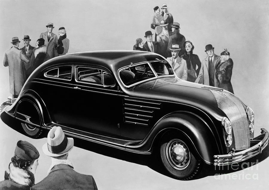Chrysler Airflow Photograph