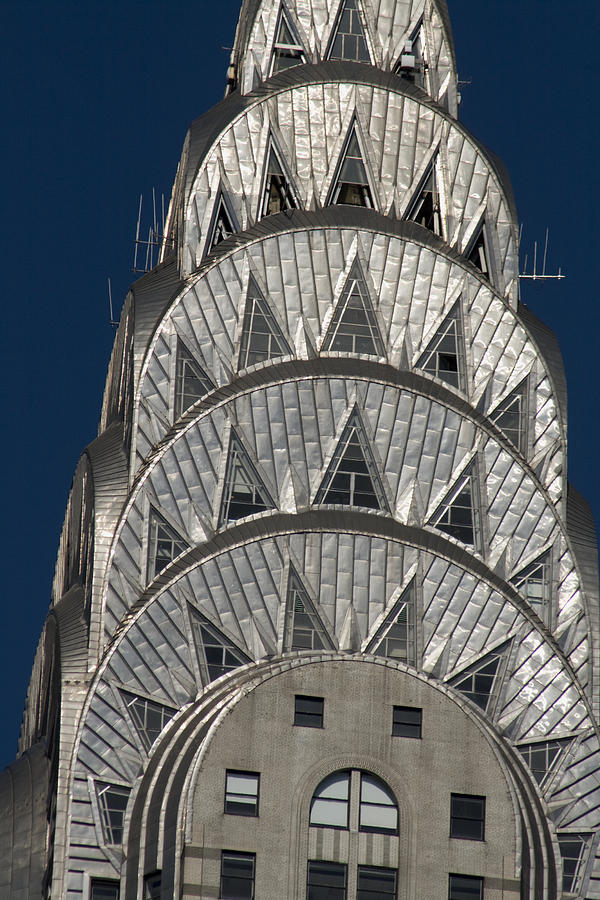 Chrysler Building - New York Photograph