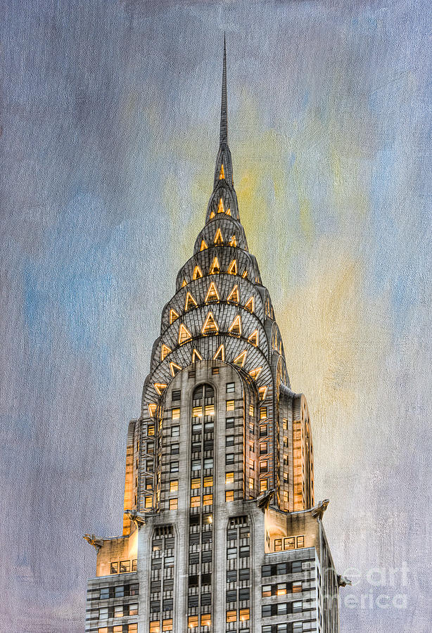 Chrysler Building I Photograph