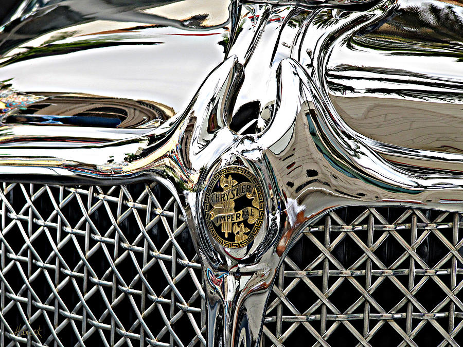 Chrysler Imperial Digital Art