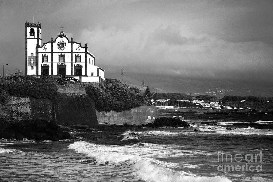 Church By The Sea Photograph  - Church By The Sea Fine Art Print