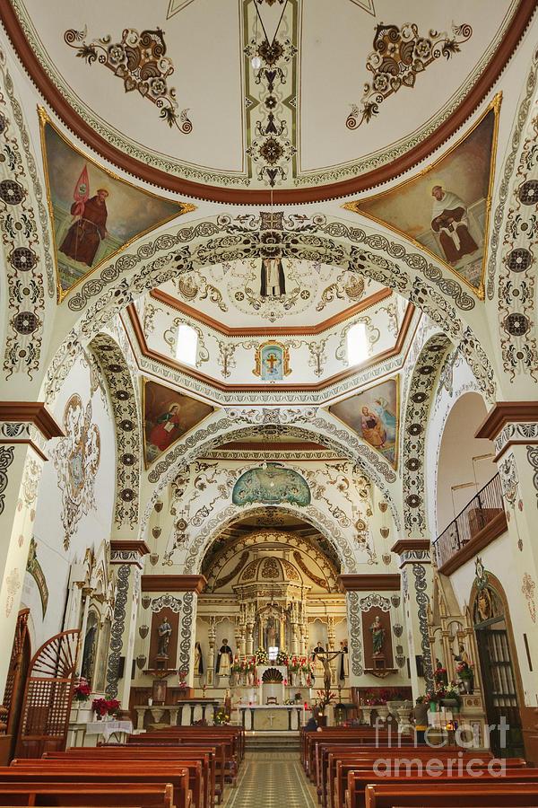 Church Of Santa Domingo De Guzman Photograph
