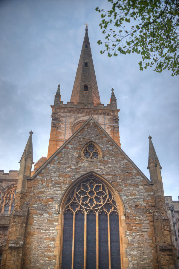 Church Of The Holy Trinity Stratford Upon Avon 1 Photograph