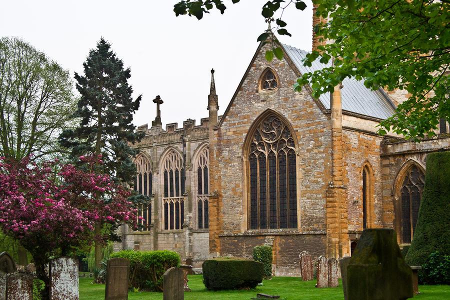 Church Of The Holy Trinity Stratford Upon Avon 3 Photograph