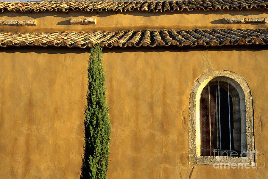 Church. Provence Photograph