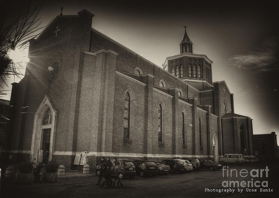 Church Photograph  - Church Fine Art Print