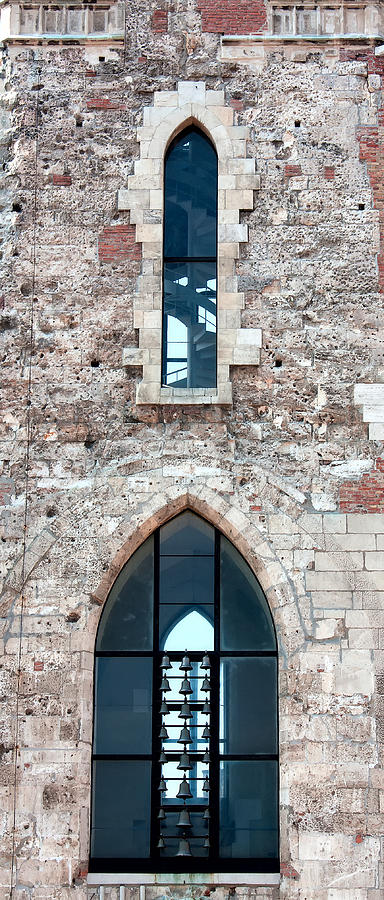 Church Windows Photograph  - Church Windows Fine Art Print