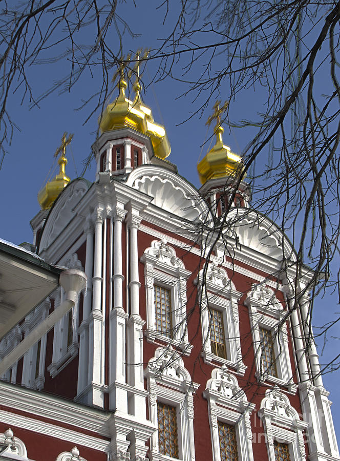 Churches Russia6 Photograph  - Churches Russia6 Fine Art Print