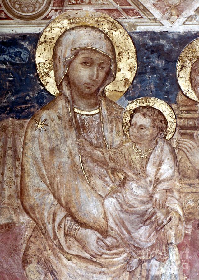 Cimabue: Madonna Photograph