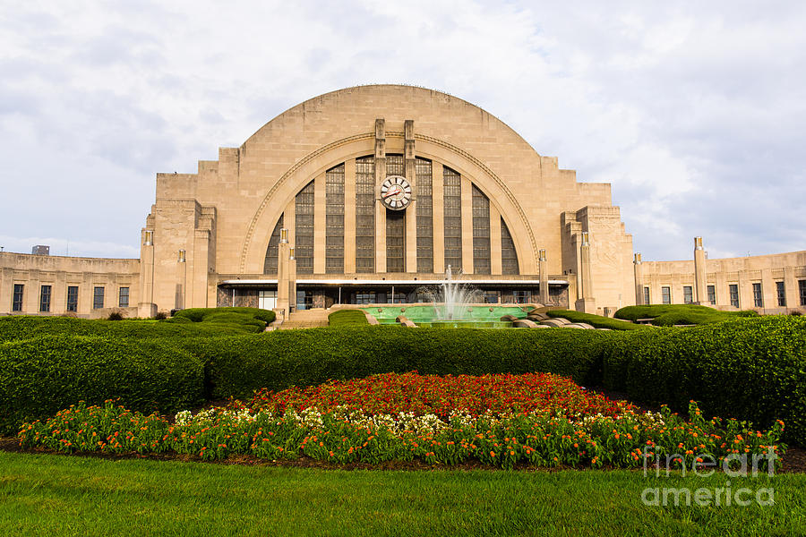 Cincinnati Museum Center At Union Terminal Photograph