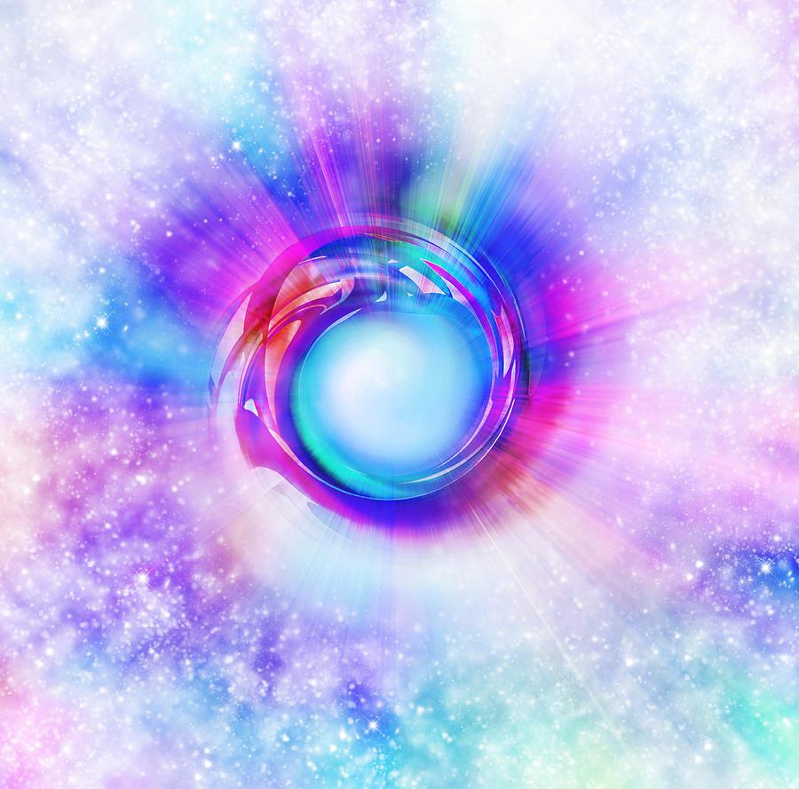 Circle Eye  Painting