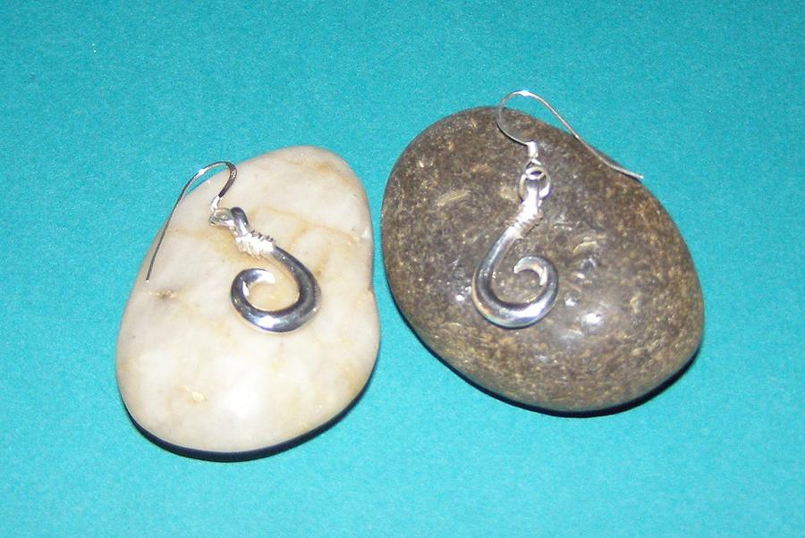 Circle Hook Earrings Jewelry