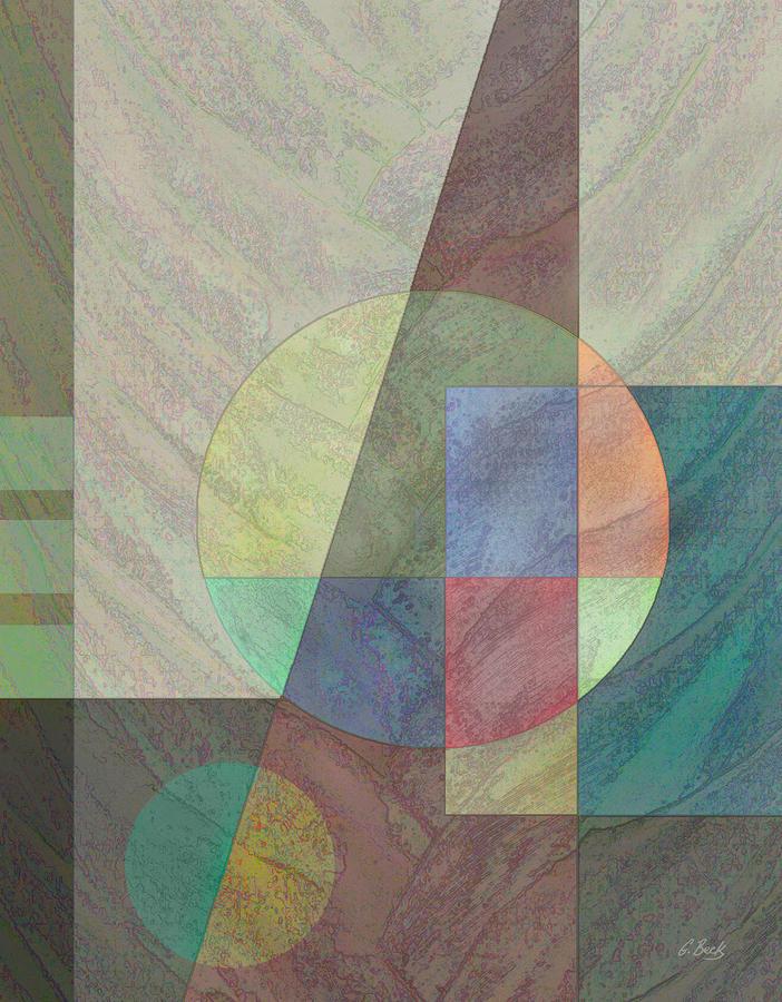 Circular Digital Art