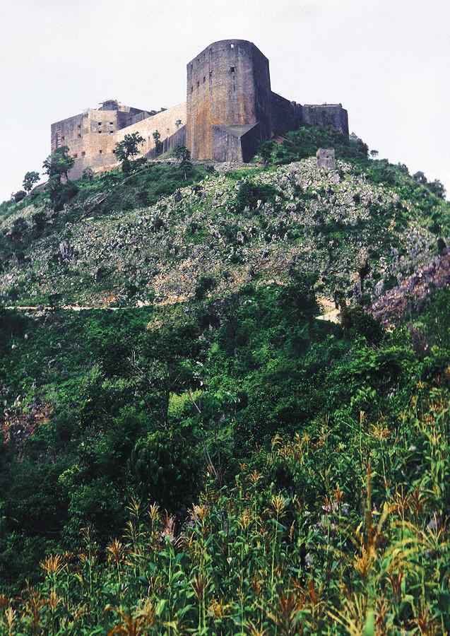 Citadelle Of Henry Christophe Photograph
