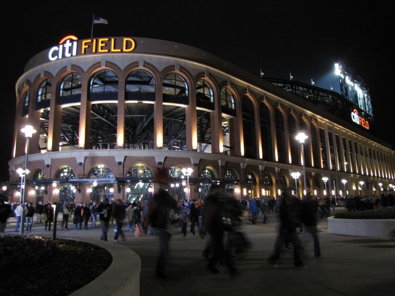 Citi Field Opening Night 2009 Photograph