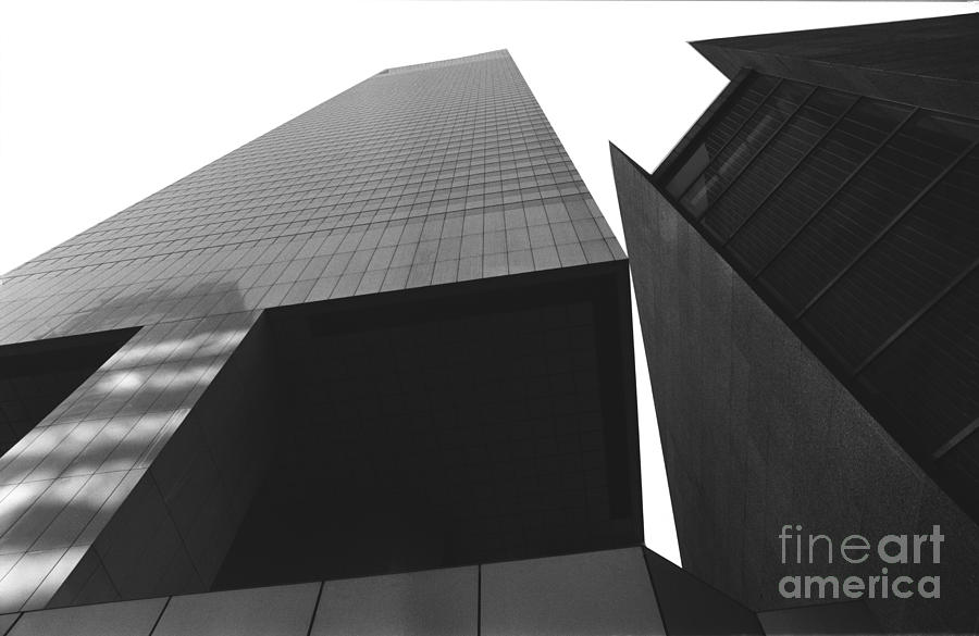 Citicorp Building Abstract Art Photograph