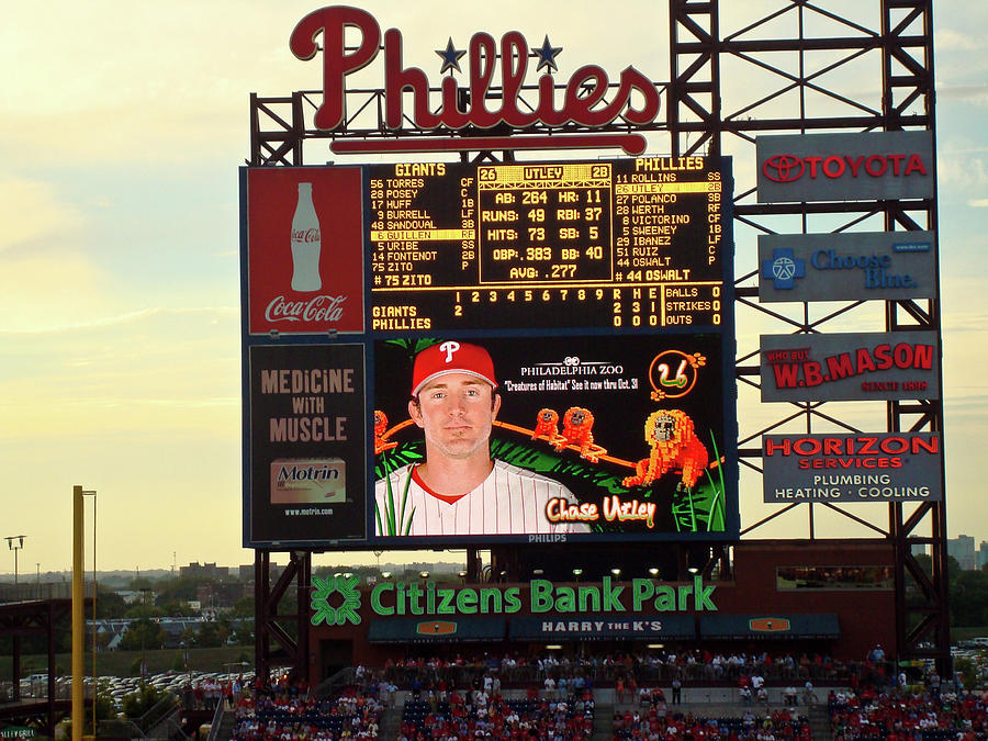 Citizens Bank Park 2 Photograph