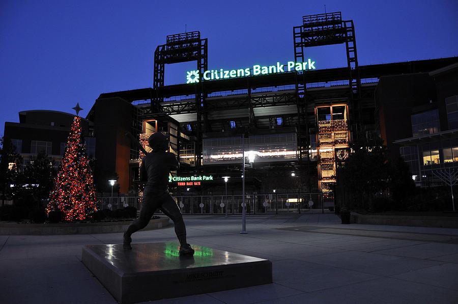 Citizens Bank Park Photograph