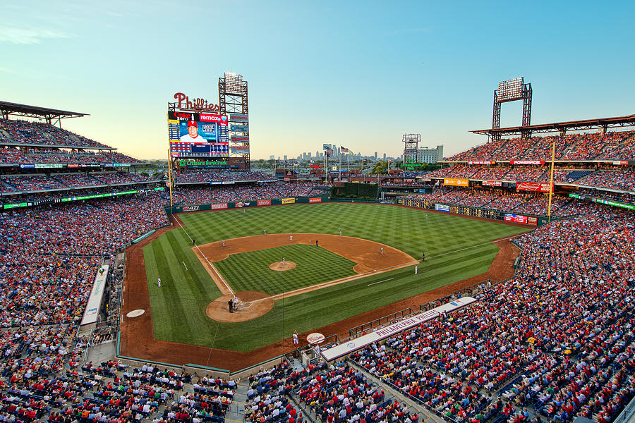 Citizens Bank Park - Philadelphia Phillies Photograph
