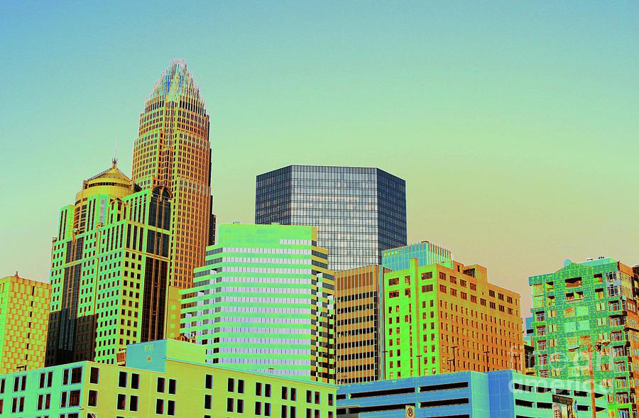City Of Colors Photograph