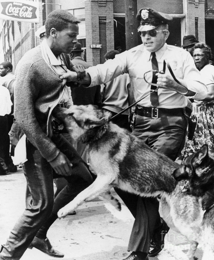 Civil Rights, 1963 Photograph  - Civil Rights, 1963 Fine Art Print