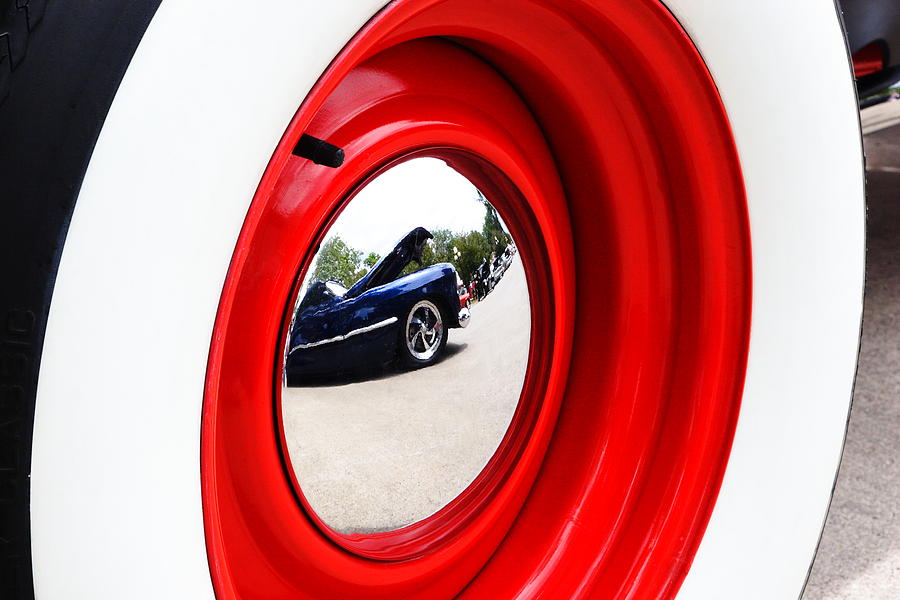 Auto Photograph - Classic Cars 042 by Charley Starnes