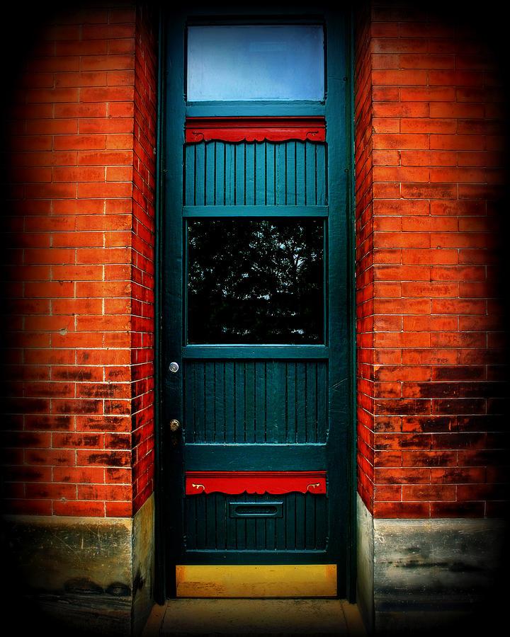 Classic Door Photograph