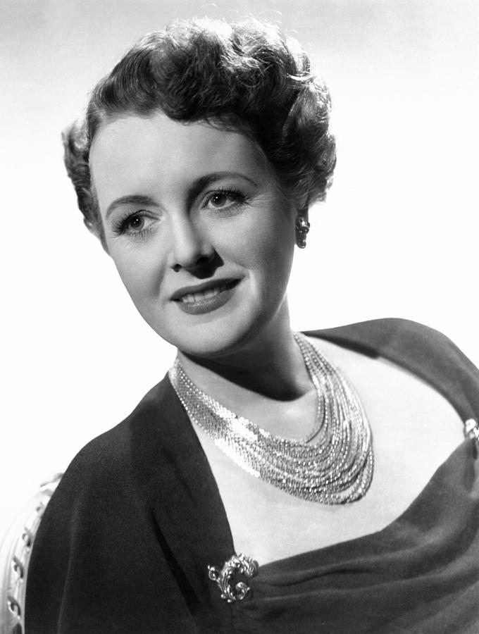 Claudia And David, Mary Astor, 1946 Photograph