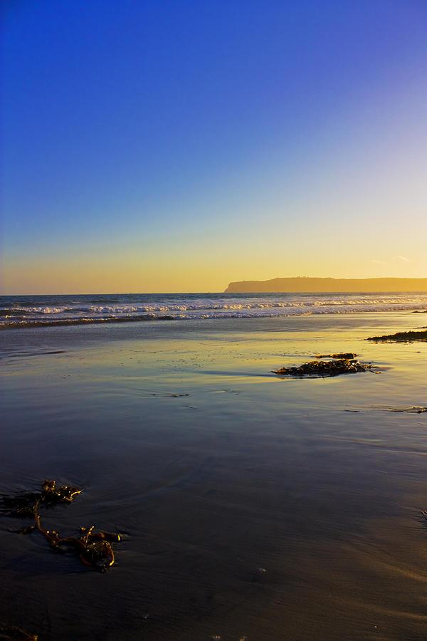 Clear Sunset Photograph