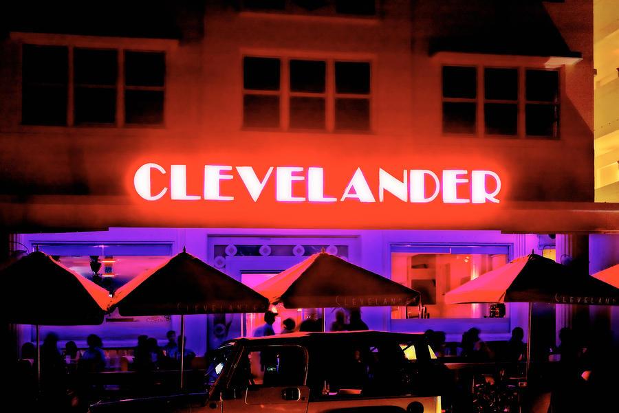 Clevelander na Ocean Drive