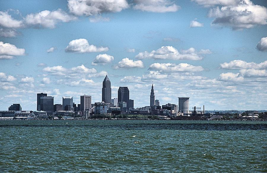 Clevelands Scenic Skyline Photograph