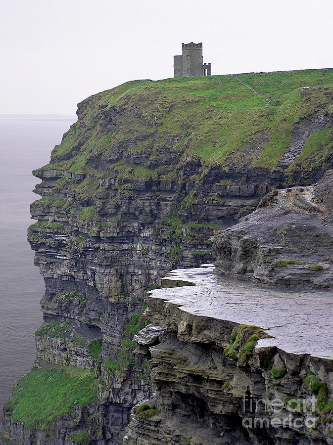 Cliffs Of Moher Ireland Photograph