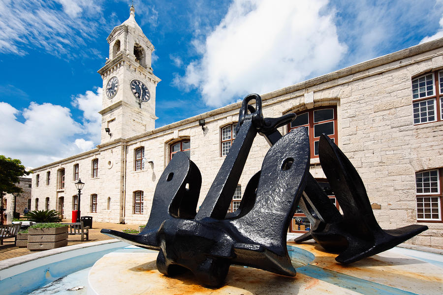 - clocktower-royal-naval-dockyard-bermuda-george-oze