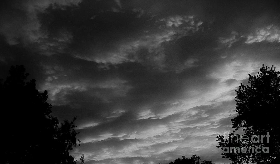 Clouds Before The Storm Photograph