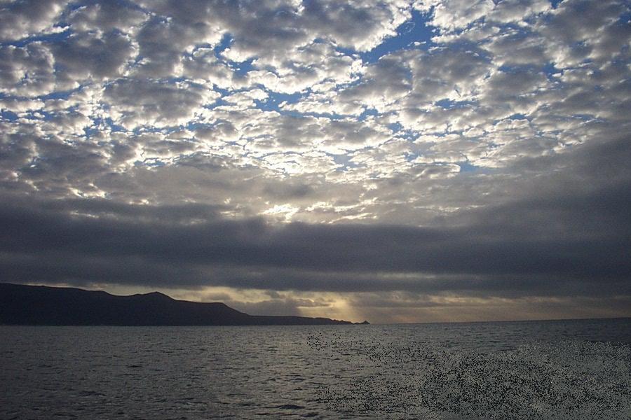 Cloudy Clemente Photograph