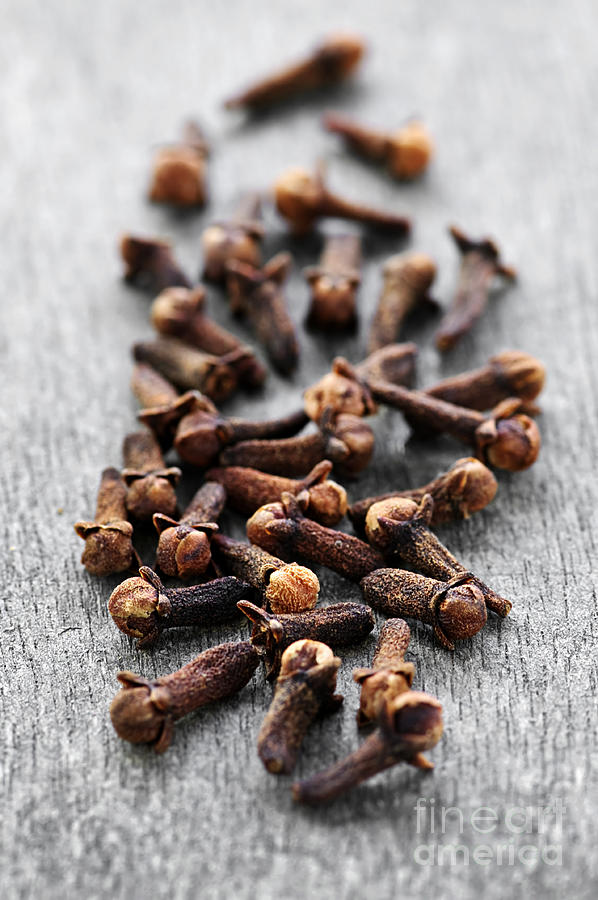 Cloves Photograph