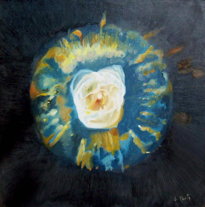 Clown Nebula Painting