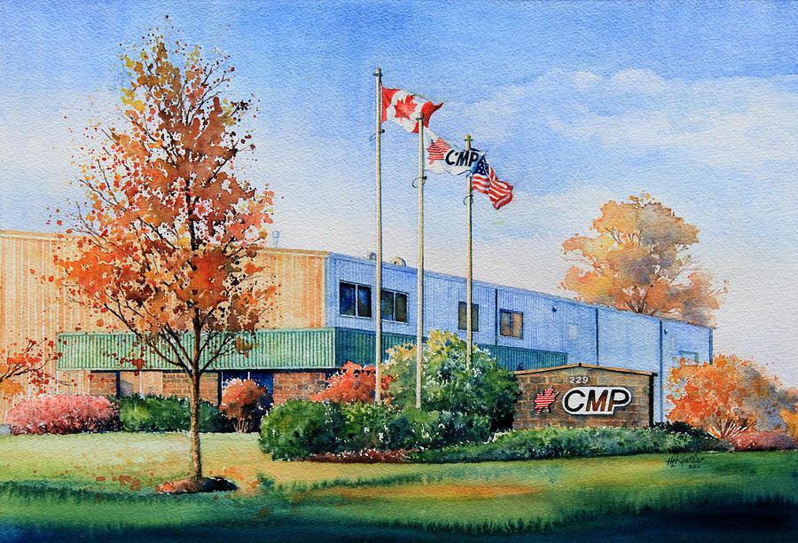 Cmp Plant Painting