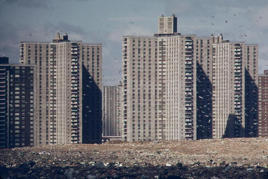Co Op City Located Bronx Borough Of New Photograph By Everett