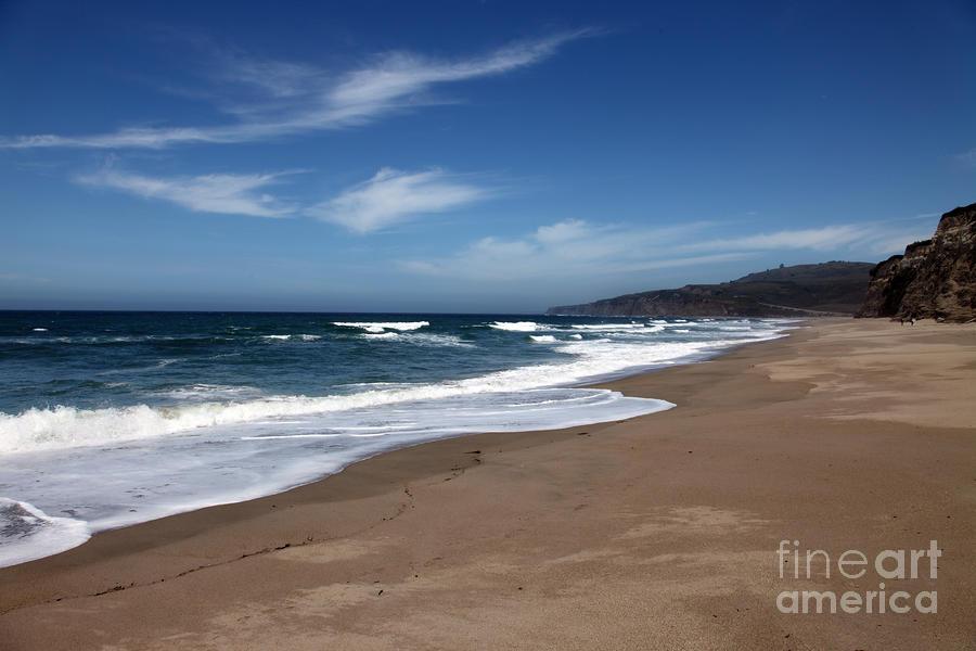 Coast Line Photograph