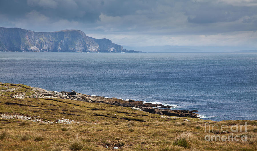 Coast Of Achill Island Photograph  - Coast Of Achill Island Fine Art Print