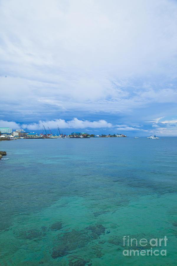 Coastal Resort Photograph