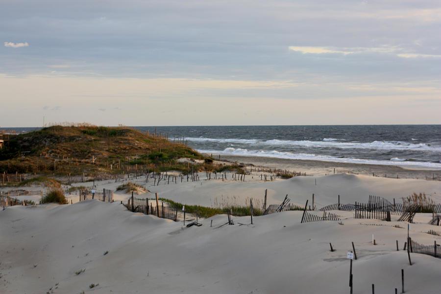 Coastal Serenity  Photograph