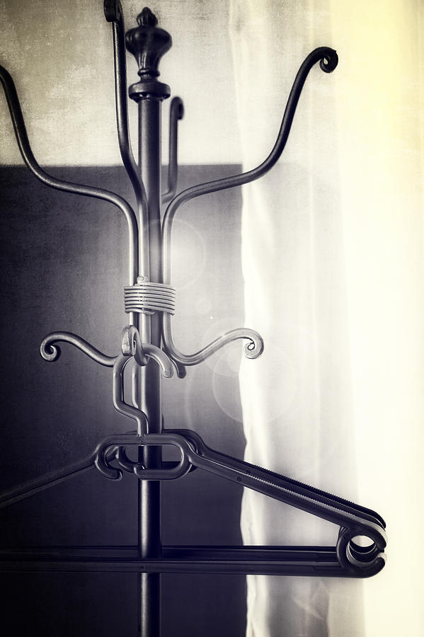 Coat Rack Photograph