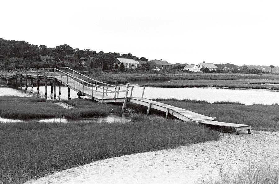 Cockle Cove Bridge Cape Cod F Photograph By Wayne Sheeler
