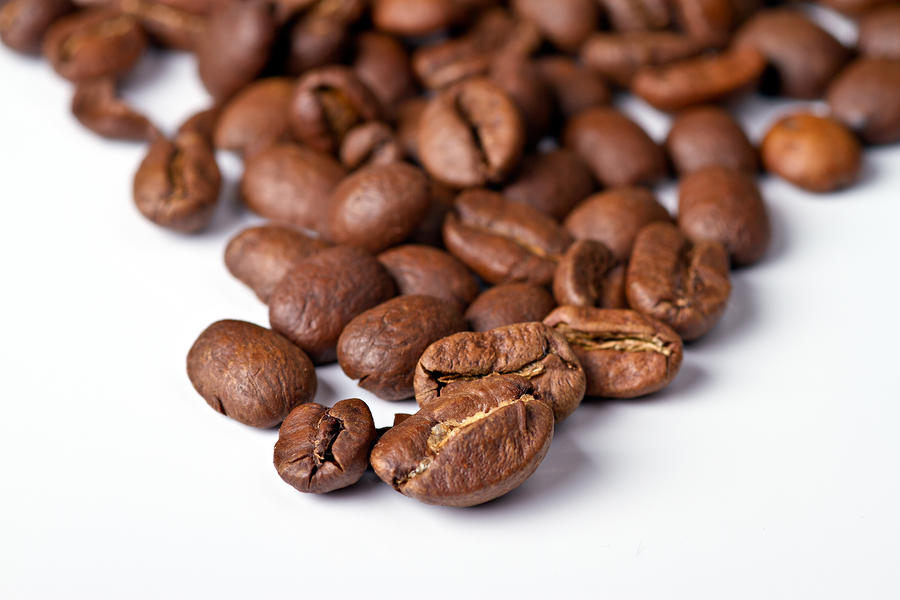 Coffee Beans Photograph  - Coffee Beans Fine Art Print