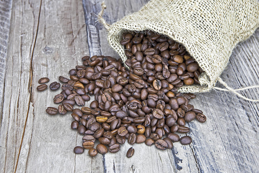 Coffee Beans Photograph
